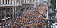 A day to change the History of Catalonia: 11s2012