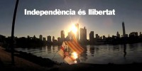 Catalans abroad join the shout for Independence