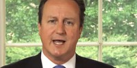 Cameron reminds Rajoy that conflicts are best solved by dialogue
