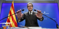 """This is how I will free Catalonia from Madrid"", Artur Mas, President of Catalonia"