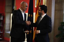 Catalan Minister for Foreign Affairs defends the legality of the new department