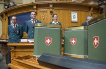 "The Swiss parliament to create ""friendship group"" to follow the Catalan process"