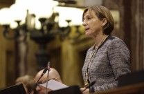 Public prosecutor files charges against Forcadell, three other members of Parliament's Board for the referendum resolution