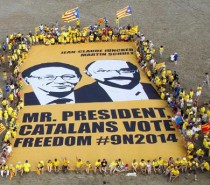 European Free Alliance · Catalan democracy cannot be suspended