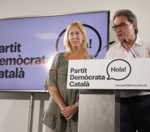 Mas elected President of the Catalan Democratic Party
