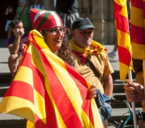 Basques march in solidarity with Catalonia independence vote
