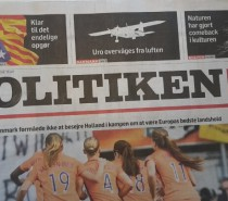 'Ready for the final showdown', Politiken Danish newspaper