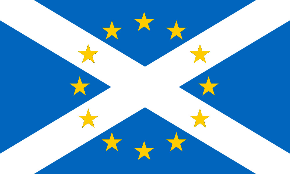 Scotland_EU_Flags